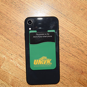 Cell Phone ID Case