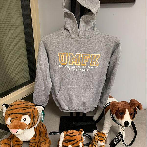 UMFK Youth hoodie