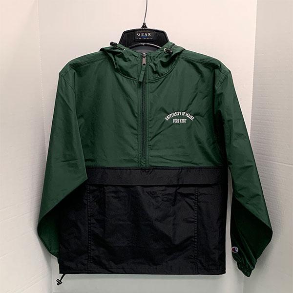 Colorblock Packable Jacket