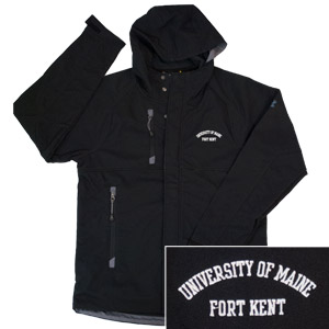 Mens Under Armor Black Jacket